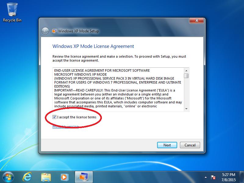 Check: [x] I accept the license terms