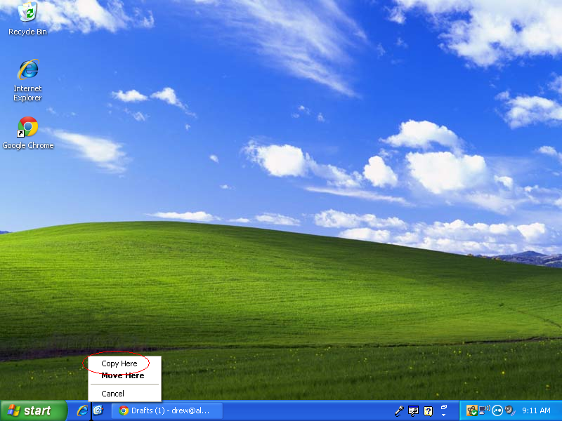how-to-add-programs-to-the-quick-launch-toolbar-in-windows-xp-2-05