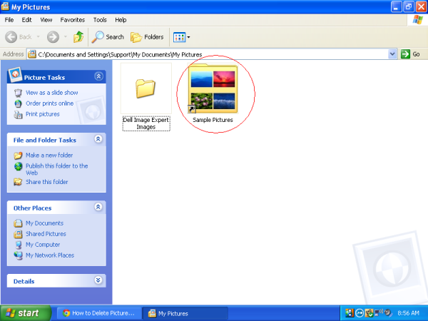 how-to-delete-screen-saver-pictures-in-windows-xp-02